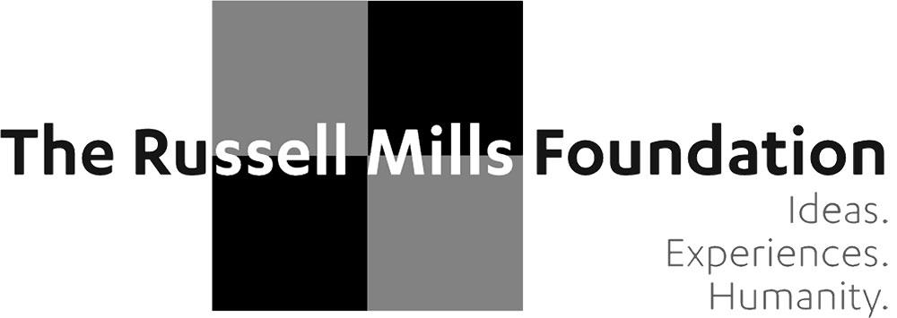 Russell Mills Foundation, Logo