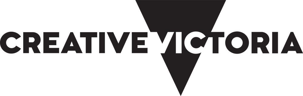 Creative Victoria, Logo